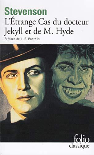 L'Étrange Cas du docteur Jekyll et de M. Hyde (Folio Classique) por Robert Louis Stevenson