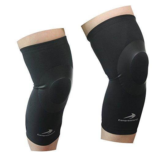 compressione-ginocchio-maniche-1-paio-di-compressionz-migliore-da-uomo-donna-rotula-wrap-tutore-supp
