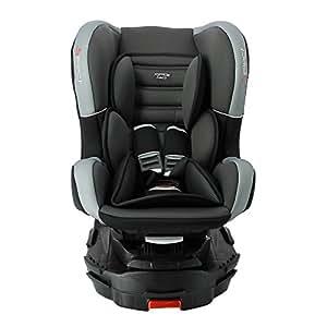 Formula Baby Groupe 0+/1 pivotant Isofix noir siège auto (<18kg)