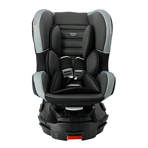 Formula Baby Groupe 0+/1 pivotant Isofix noir siège auto (