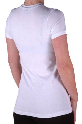 Cosmic - Mad Ozzy Graphic T-Shirt der Damen-Spitze White