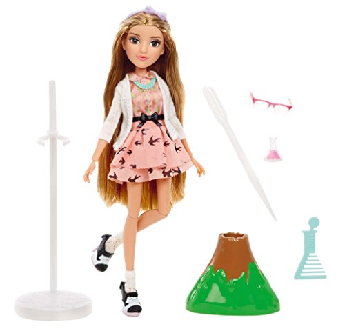 Zapf Creation 970102 - Project Mc² Puppe mit Experiment - Adriennes Vulkan