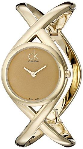 Calvin Klein Damen-Uhr Enlace K2L24509 - Grösse S