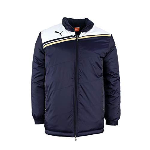 Puma Jacke&Pullover King Coach Jacket new navy-white, Größe - Herren Steppjacke Puma
