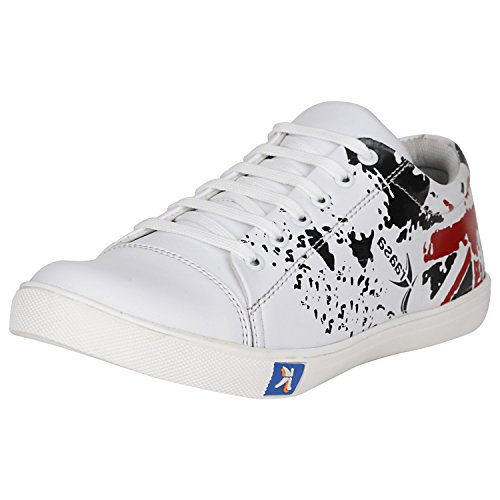 ce83e6c6d73e 9% OFF on Kraasa Men s Synthetic Sneakers on Amazon