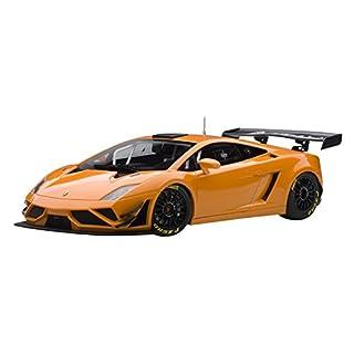 AUTOart Lamborghini Gallardo Gt3Fl281357–2013–Scale 1: 18Metal Orange