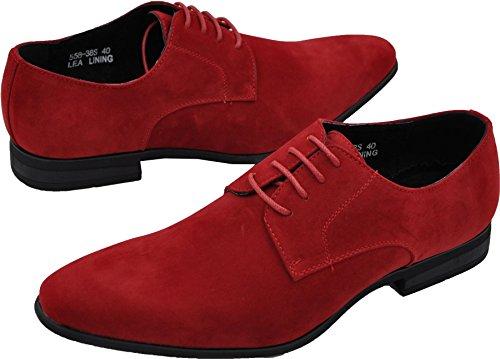 Schnürschuh, für Herren, mit Futter aus Leder, Schuhe, für Feiern, Hochzeit ROUGE S 558