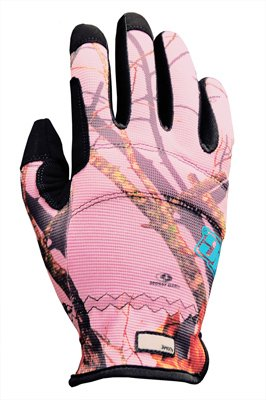 BIG TIME PRODUCTS LLC - Utility Glove, Mossy Oak Camo, Women's Large