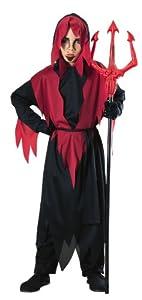 Halloween - Disfraz de Diablo para niño, infantil 5-7 años (Rubie