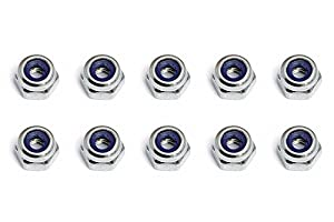 Team Associated locknuts, Shock Piston