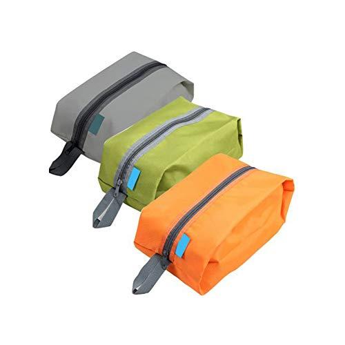NaiCasy wasserdichte Packsäcke 3er-Set - Trockensack-Kunststoffverschluss-Verschlusssiegel-Handbeutel-Telefonkasten für das Schwimmen, Kajak, Rafting und Bootfahren