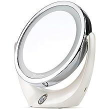 Specchio trucco professionale - Specchio per trucco con luci ...