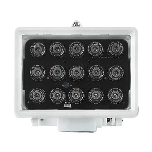 BAODE LED IR Infrarot AC-230V 15W 60Grad Scheinwerfer Nachtsicht f.Überwachungskamera IP65 Ir-led Wellenlänge