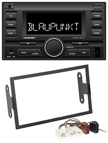 Palma 190 BT MP3 USB 2DIN Bluetooth AUX Autoradio für Nissan Pathfinder Quest Sentra Infiniti ()