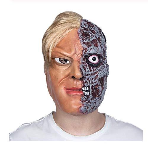 Burnt Zombie Kostüm Für Erwachsene - GTKY Maske Halloween Burnt Man Kostüm