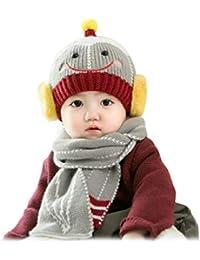 Amazon.it  Grigio - Accessori   Bambino 0-24  Abbigliamento f35cd6387ac9
