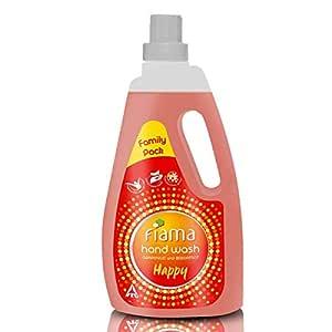 Fiama Happy Moisturising hand wash, Grapefruit and Bergamont, 1000ml