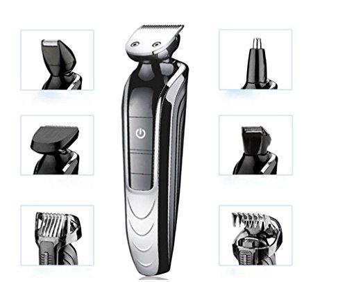 Preisvergleich Produktbild WW Fünf-In-One Multifunktions-Friseur Körperwäsche Elektrische Rasierer Nase Maschine , 1,1
