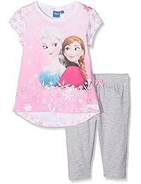Sun City FR Frozen Sisters, Ensemble de Pyjama Fille
