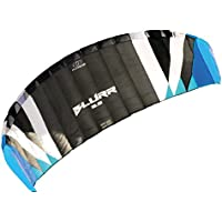 Flexifoil 2.5m2/3.5m2/5.0m2/7.0m2 4-Line Blurr Sport Power Kite with 90 Day Money Back Guarantee! By World Record Winning Designer of 2-line and 4-line Power Kites - Safe, Reliable and Durable Power Kiting and Traction Kiting