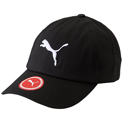 PUMA Cap ESS, Black/Big Cat, OSFA, 052919 01
