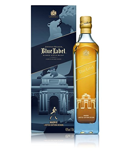 Johnnie Walker Blue Label Vienna Edition Blended Scotch Whisky (1 x 0.7 l) Whisky Johnnie Walker Blue