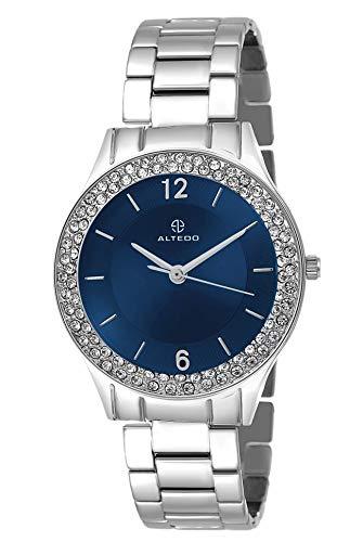 ALTEDO Eternal Analogue Blue Dial Women's Watch - 718BDAL