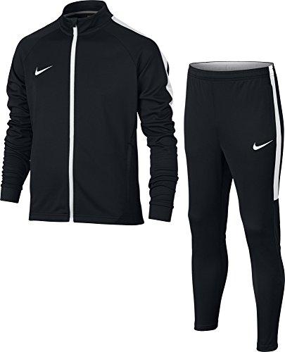 Nike Y NK Dry ACDMY K Chándal de Fútbol, Niños, Negro / Blanco, S