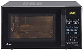 LG 21 L Convection Microwave Oven (MC2143CB, Black)