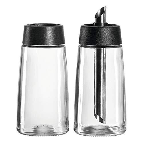 Montana 057228 Milchgießer & Zuckerdose, Glas