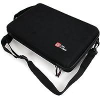 Koffer mit Schultergurt und weichem Würfel-Schaum für Rocket Music BH01D, Seydel Blues Session Standard in C Mundharmonikas