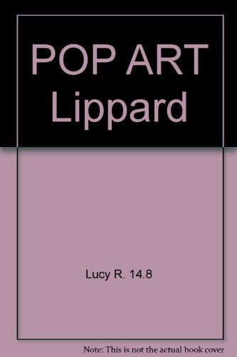 POP ART 'Lippard