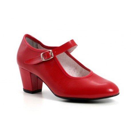 CREACIONES PASOS DE BAILE S.L. , Chaussons de danse pour femme Rouge