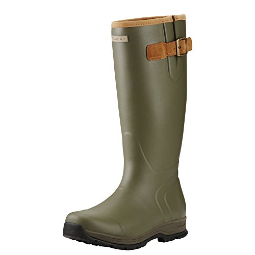 Olive Ariat Green Damen Stiefel Burford Xr4Xf