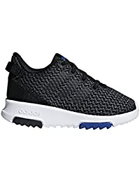 4f415c574 adidas Performance Neo Girls  Racer TR Inf SneakerCarbon Core Black Collegiate  Royal3 M
