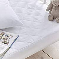 NightComfort® Baby Toddler Cot Bed Mattress Quilted Breathable Extra Thick 140 x 70 x 13 cm
