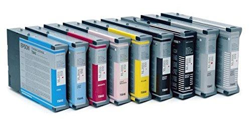 Preisvergleich Produktbild Original Tinte,  T6056,  T605600 C13T605600,  Premium Drucker-Patrone,  Magenta Foto