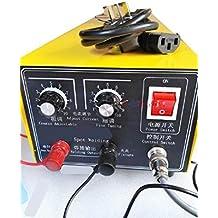 gr-tech Instrumento® Pulse Argon Spot Soldador para joyería oro y plata Platinum Palladium