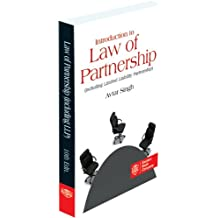 Introduction to Law of Partnership (including Limited Liability partnership)