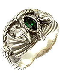 Close Up Herr der Ringe Ring Barahir Aragorn