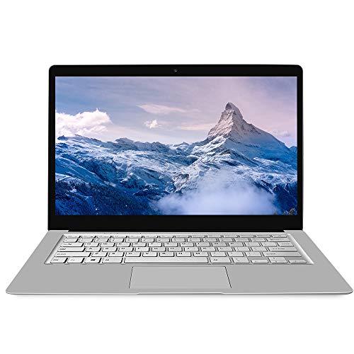 Jumper EzBook S5 14.1 Zoll FHD IPS Laptop -8GB RAM 360GB eMMC, Intel Atom E3950 Quad-Core-Prozessor, Windows-10 Ultrabook Ultra Slim, Unterstützung 256 GB TF Karte erweiterung