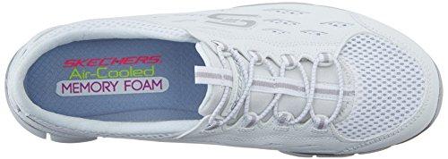 Skechers Sport Women's Gratis Bungee Fashion Sneaker white