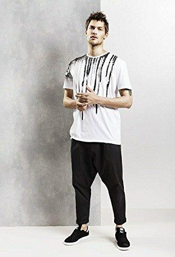 !Solid - Pantalon - Homme Noir - Noir