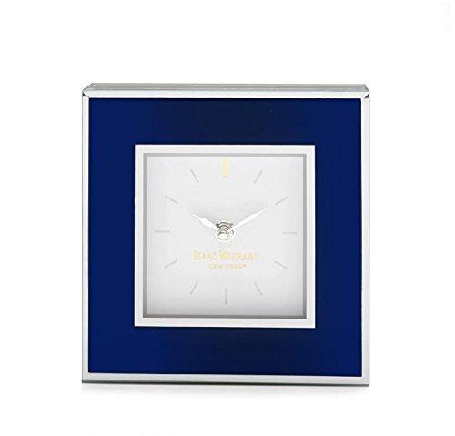 isaac-mizrahi-square-clock-navy-by-the-jay-companies