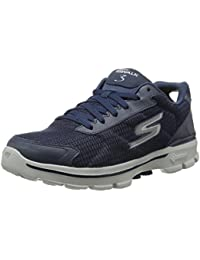 Skechers Go Walk 3 Fit Knit Herren Outdoor Fitnessschuhe