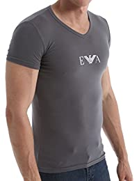Emporio Armani T-Shirt Colored Basic Cotton Stretch