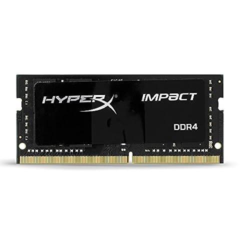 HyperX Impact - Mémoire RAM 8 Go - 2133MHz, DDR4,