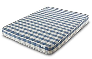 4ft6 Double Economy Budget Mattress Bedzonline Labelled