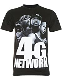 (PALLAS) The Network 4 G Rapper T Shirt (TN037)