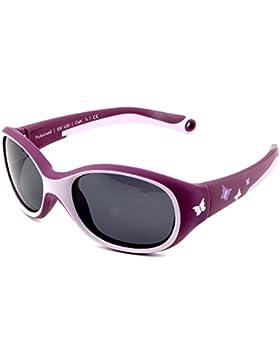 Active Sol gafas de sol para NIÑAS | 100% protección UV 400 | polarizadas | irrompibles, de goma flexible | 2-...